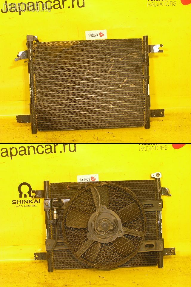 Радиатор кондиционера SUZUKI ESCUDO TA11W H20A