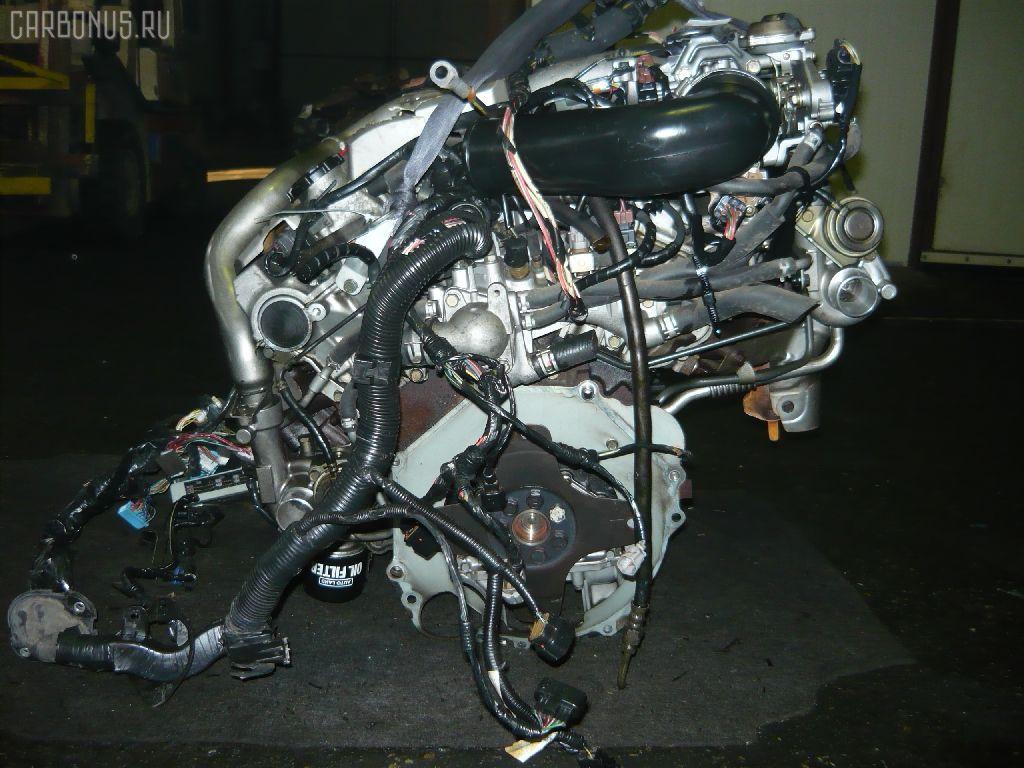 Двигатель MITSUBISHI GALANT EC5A 6A13-TT. Фото 3