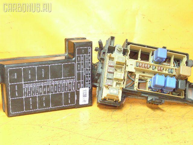 Блок предохранителей NISSAN SKYLINE HR34 RB20DE. Фото 4