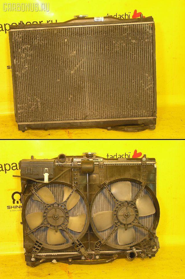Радиатор ДВС HONDA LEGEND KA9 C35A. Фото 6