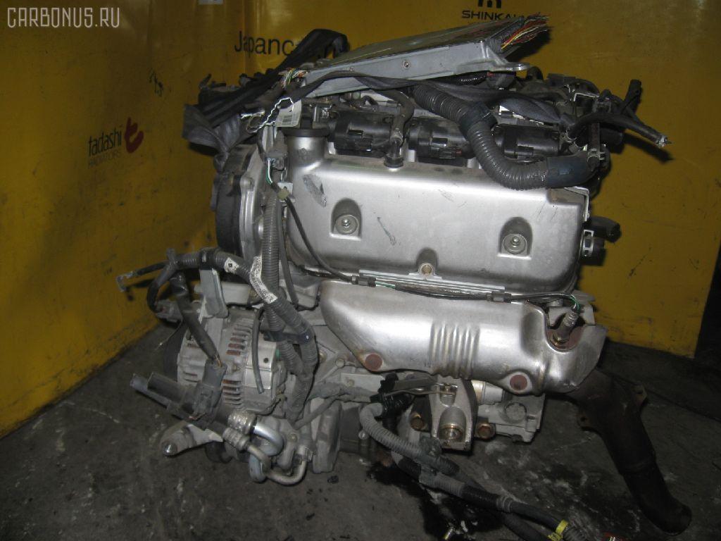 Двигатель HONDA LEGEND KA9 C35A. Фото 1