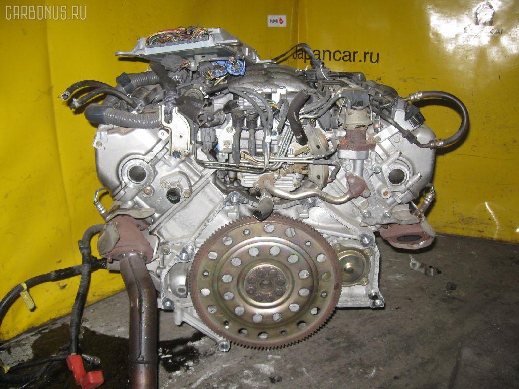 Двигатель HONDA LEGEND KA9 C35A. Фото 2