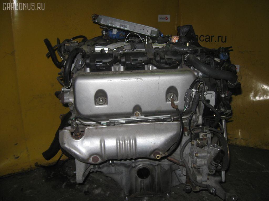 Двигатель HONDA LEGEND KA9 C35A. Фото 3