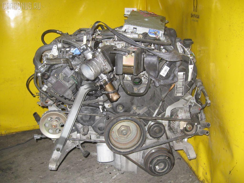 Двигатель HONDA LEGEND KA9 C35A. Фото 4