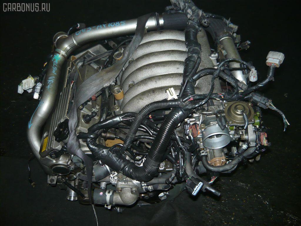 Двигатель MITSUBISHI LEGNUM EC5W 6A13-TT. Фото 4