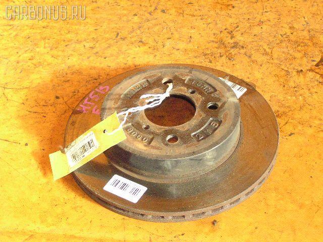 Тормозной диск SUZUKI SWIFT HT51S. Фото 2