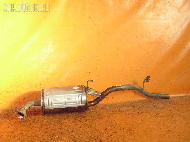 Глушитель HONDA HR-V GH1 D16A. Фото 3