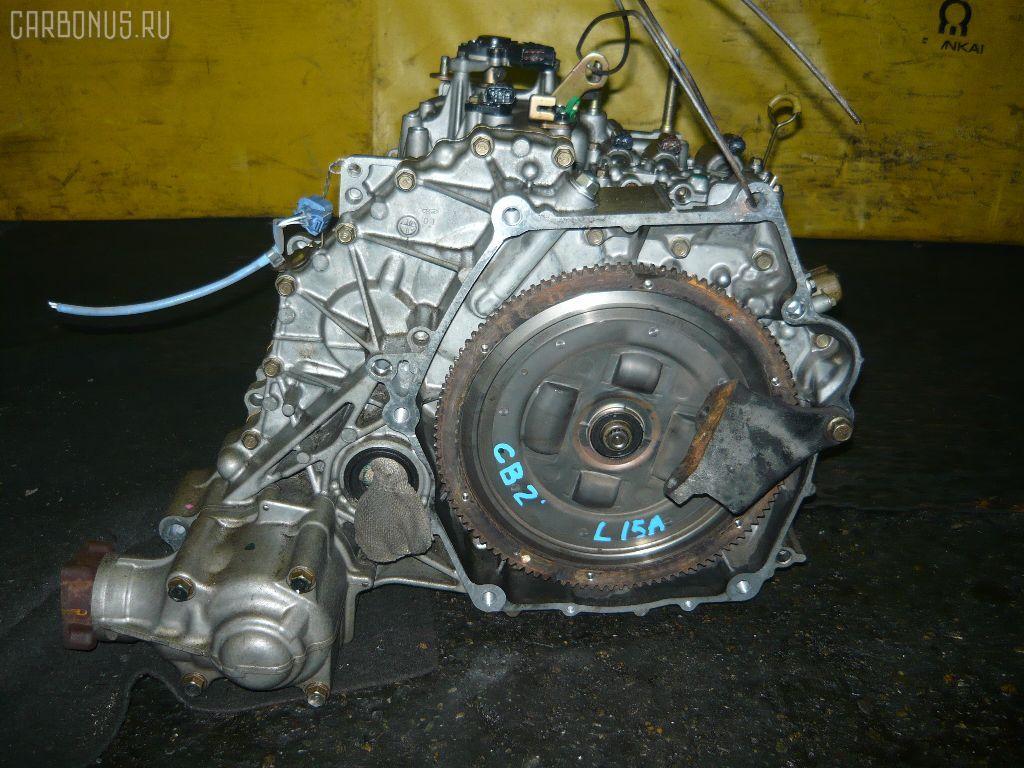 КПП автоматическая HONDA MOBILIO GB2 L15A. Фото 1