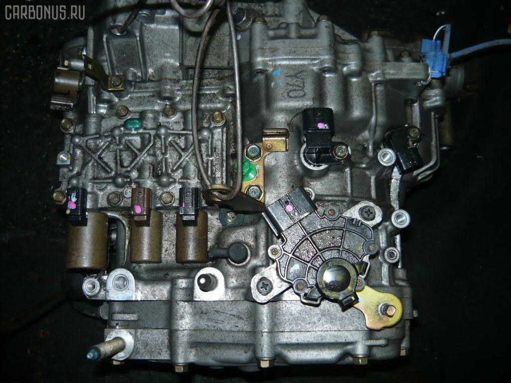 КПП автоматическая HONDA MOBILIO GB2 L15A. Фото 4
