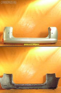 Бампер HONDA MOBILIO GB1 71501-SCC-000ZA Заднее