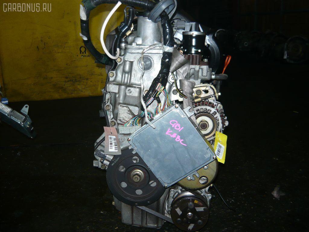 Двигатель HONDA MOBILIO GB1 L15A. Фото 10