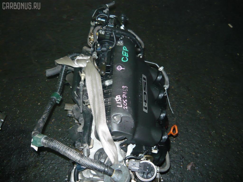 Двигатель HONDA MOBILIO GB1 L15A. Фото 11