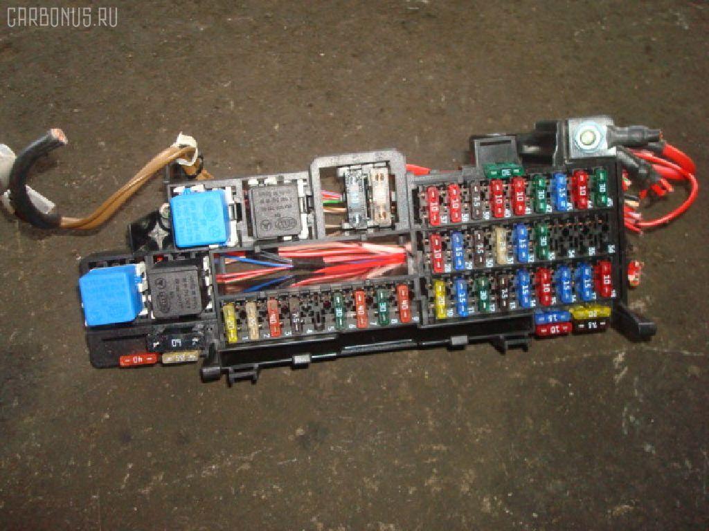 Блок предохранителей MERCEDES-BENZ A-CLASS W168.033 166.960. Фото 2