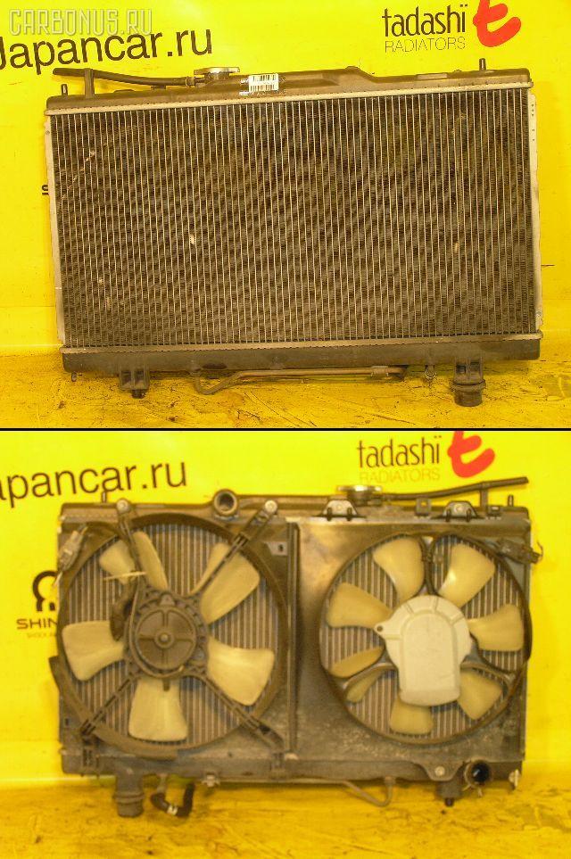 Радиатор ДВС TOYOTA CALDINA ST210G 3S-FE. Фото 2