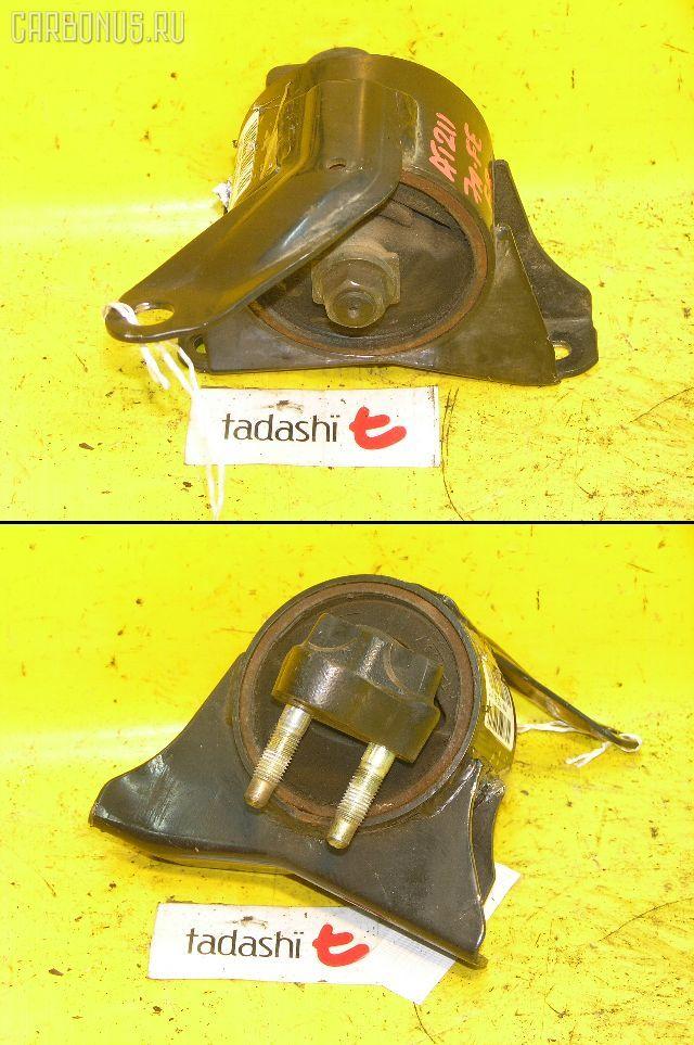 Подушка двигателя TOYOTA CALDINA AT191G 7A-FE. Фото 3