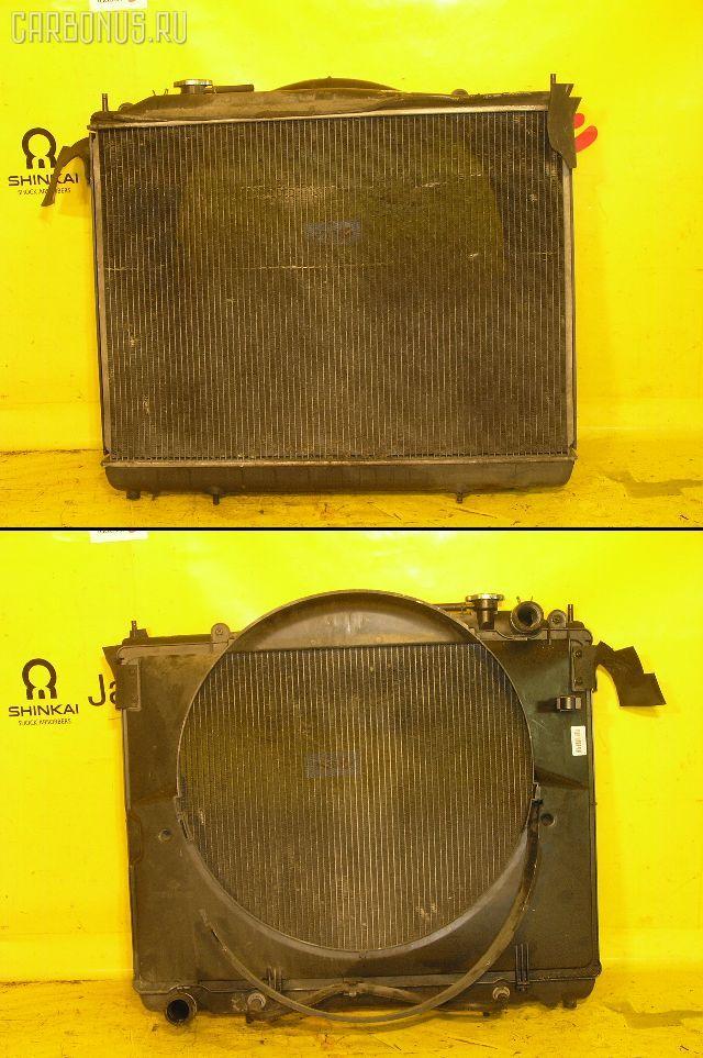 Радиатор ДВС NISSAN ELGRAND ATWE50 ZD30DDTi. Фото 9