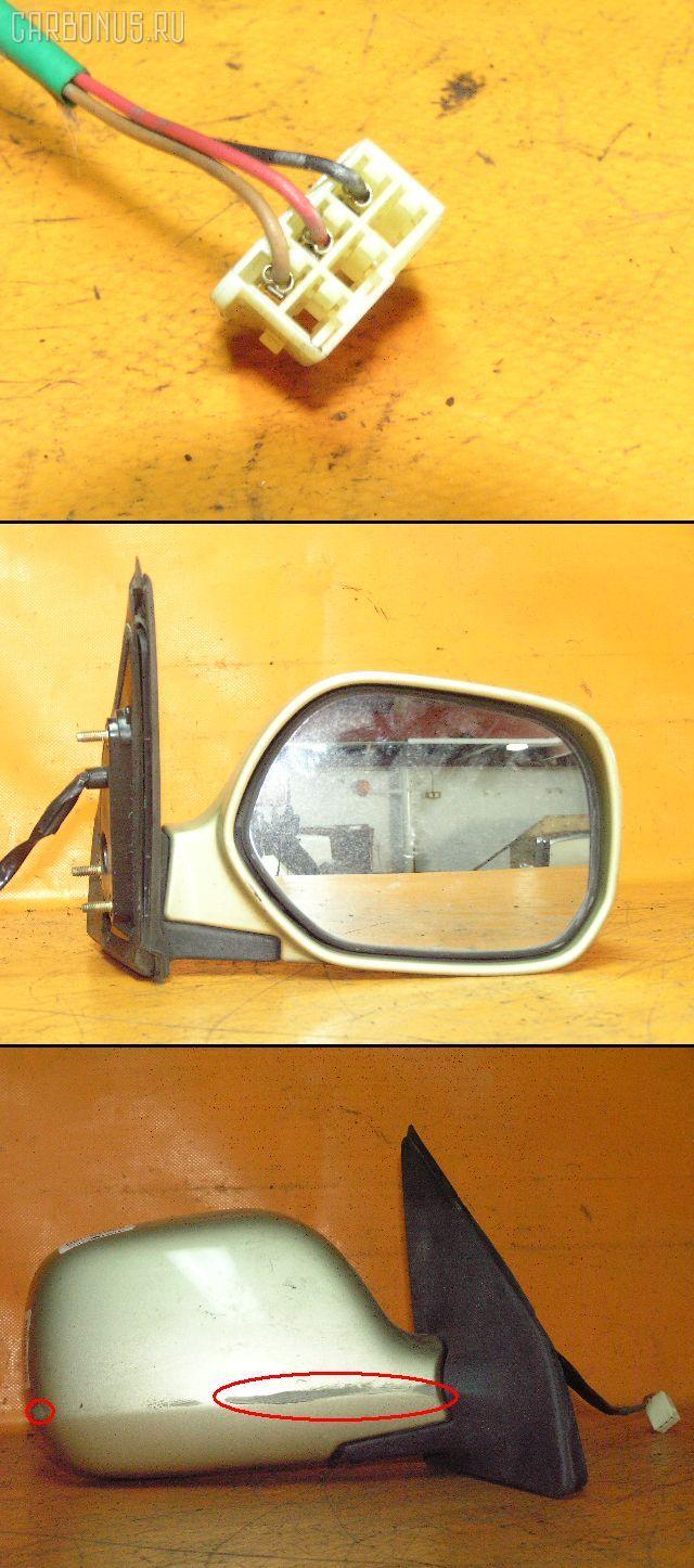 Зеркало двери боковой TOYOTA FUNCARGO NCP20. Фото 6