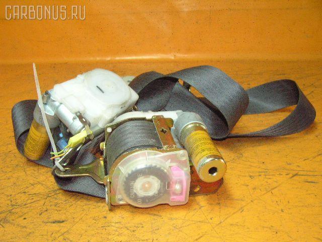 Ремень безопасности TOYOTA FUNCARGO NCP20 2NZ-FE. Фото 1