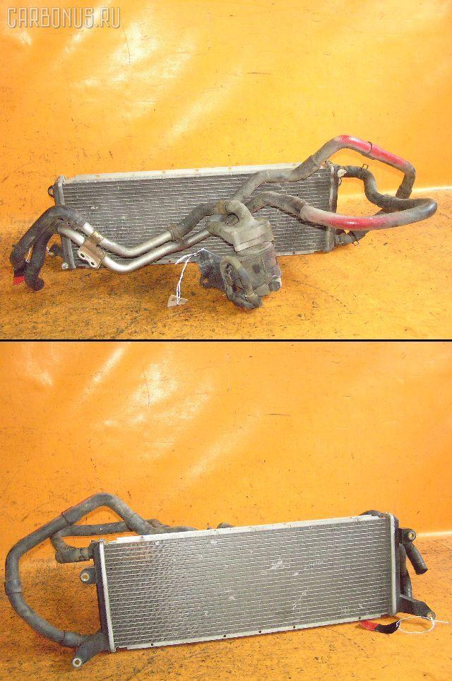 Радиатор интеркулера TOYOTA CELICA ST205 3S-GTE. Фото 1