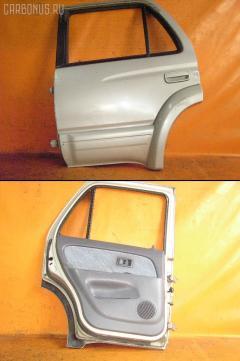Дверь боковая Toyota Hilux surf RZN185W Фото 1