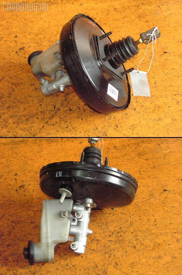 Главный тормозной цилиндр TOYOTA PROBOX NCP50V 1NZ-FE. Фото 1