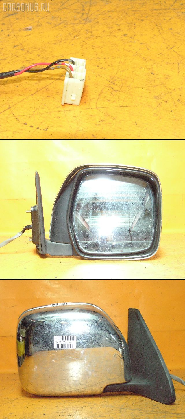 Зеркало двери боковой TOYOTA LITE ACE NOAH SR40G. Фото 2