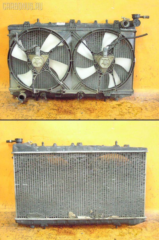 Радиатор ДВС NISSAN PULSAR FN14 GA15DS. Фото 1