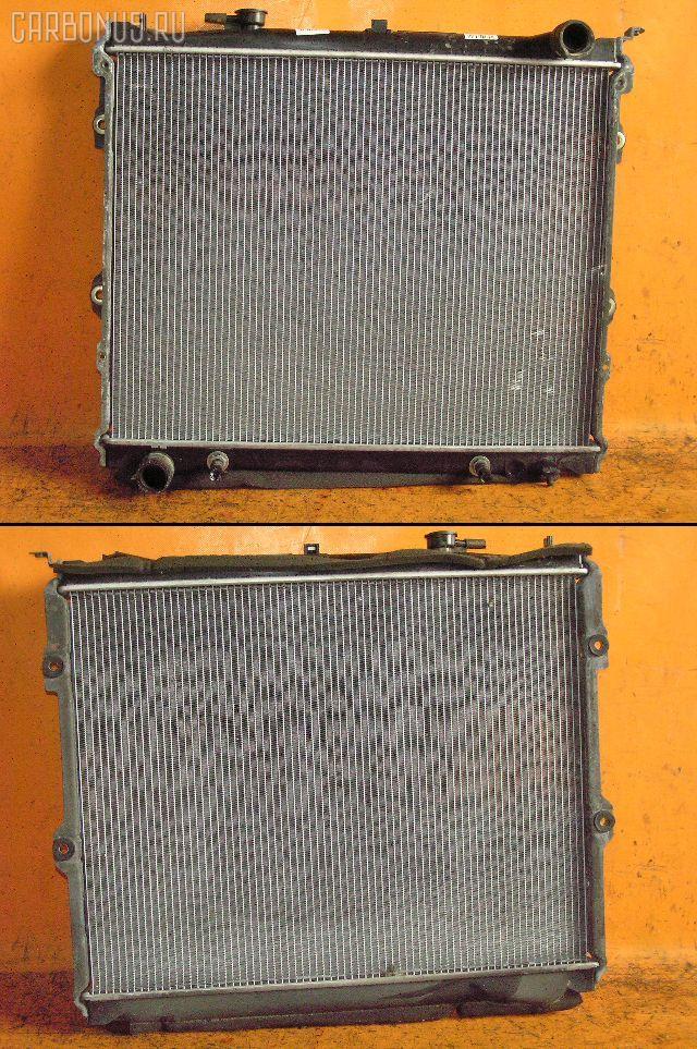 Радиатор ДВС MAZDA MPV LVLR WLT. Фото 6