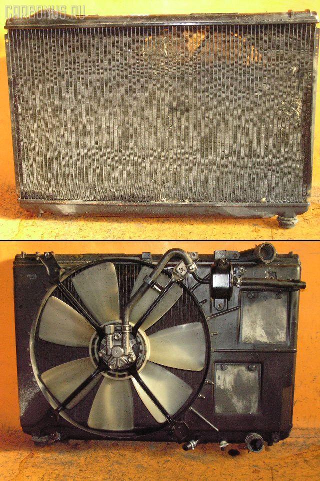 Радиатор ДВС TOYOTA WINDOM VCV11 4VZ-FE. Фото 1