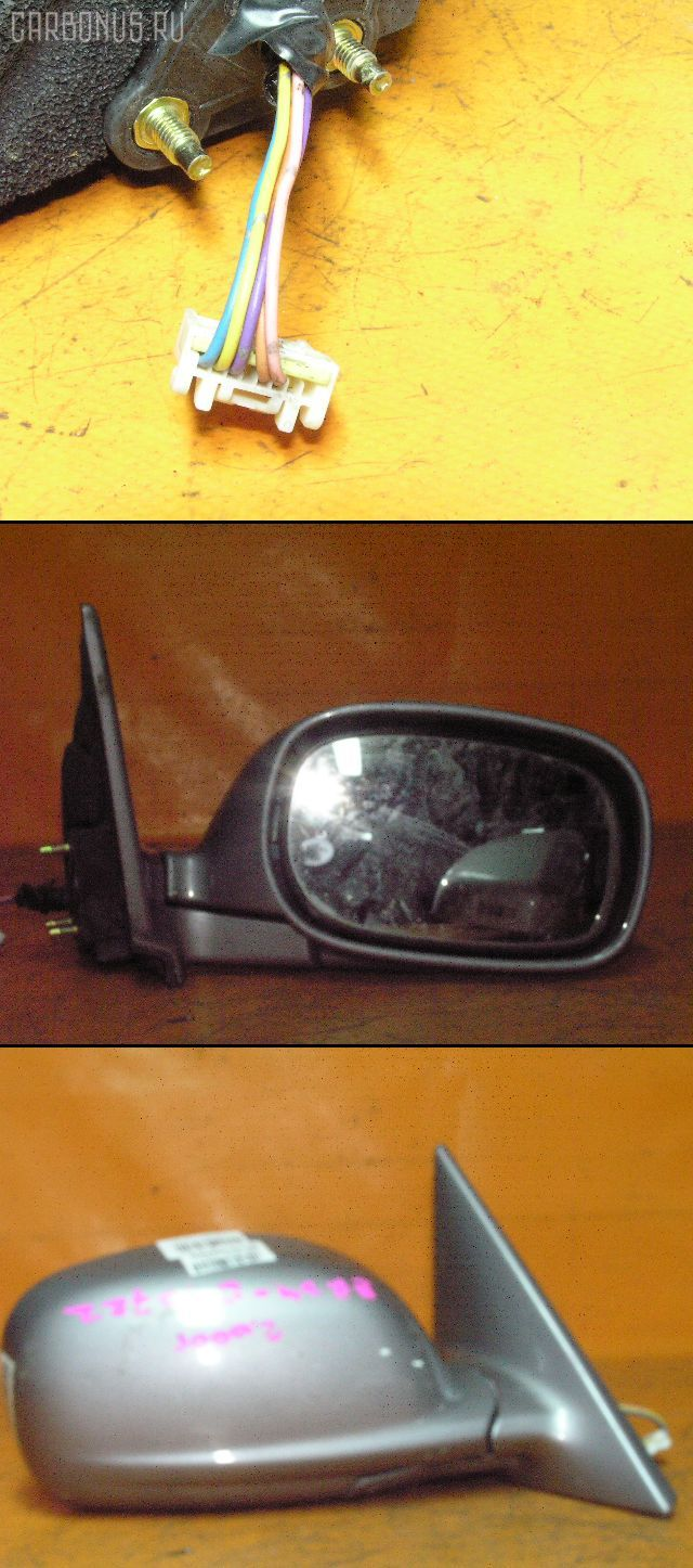 Зеркало двери боковой NISSAN SKYLINE ER34. Фото 2