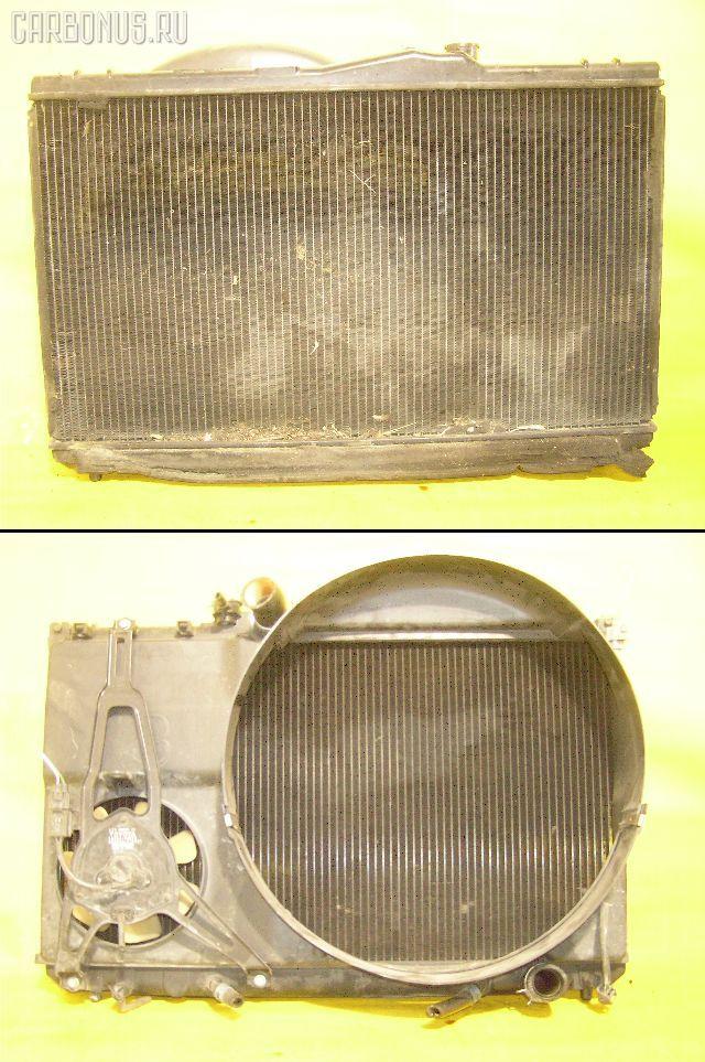 Радиатор ДВС TOYOTA CHASER JZX90 1JZ-GE. Фото 5