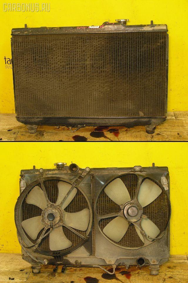 Радиатор ДВС TOYOTA SV40 4S-FE. Фото 2