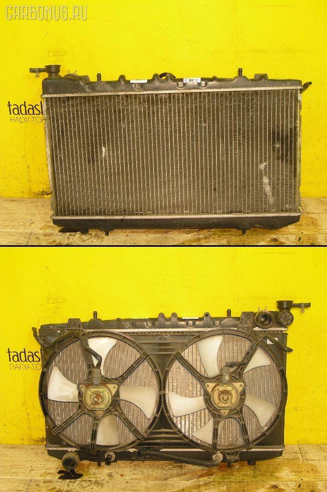 Радиатор ДВС NISSAN SUNNY FB14 GA15DE. Фото 1