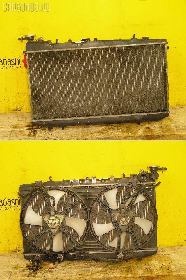 Радиатор ДВС NISSAN PULSAR FN15 GA15DE. Фото 1