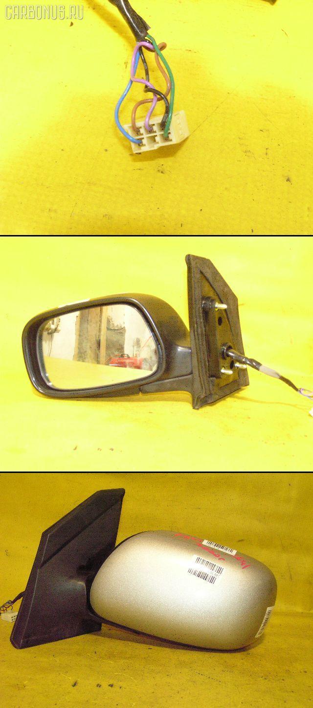 Зеркало двери боковой TOYOTA PRIUS NHW11. Фото 3