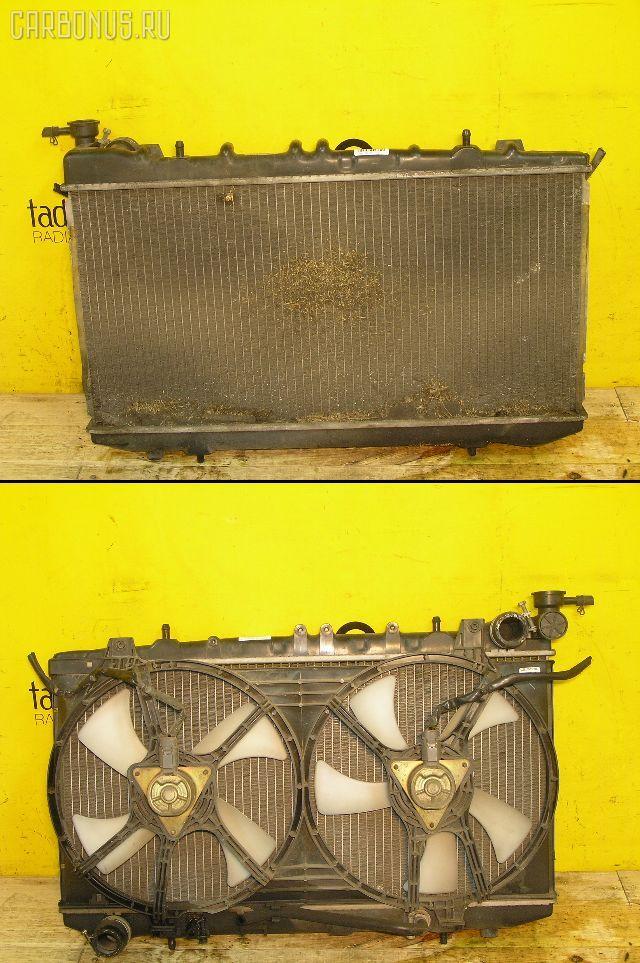 Радиатор ДВС NISSAN PULSAR FN15 GA15DE. Фото 2
