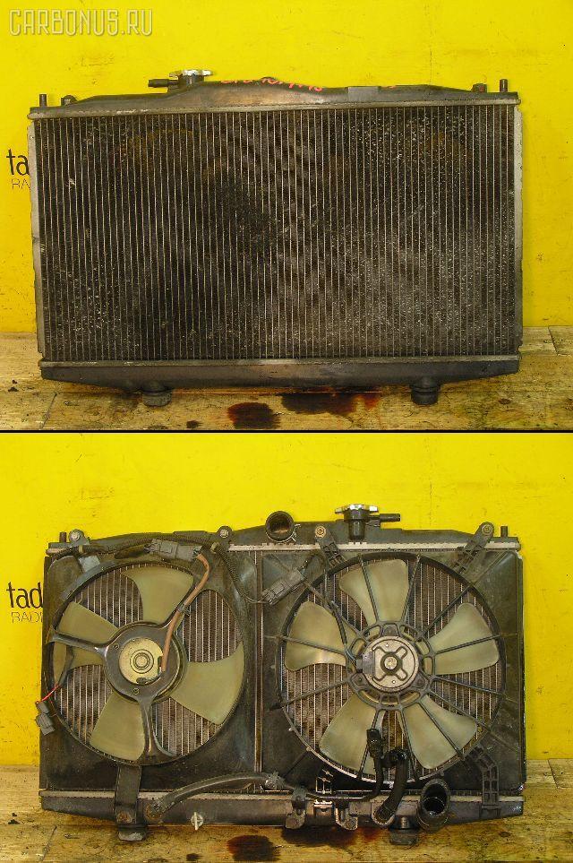 Радиатор ДВС HONDA ACCORD WAGON CF6 F23A. Фото 5