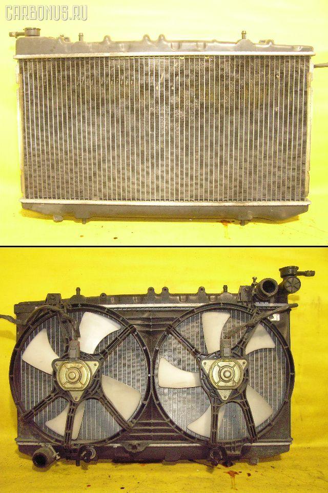 Радиатор ДВС NISSAN SUNNY FB14 GA15DE. Фото 3