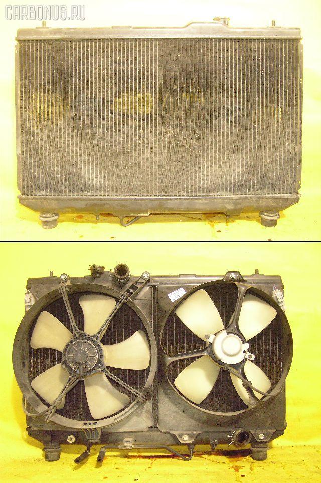 Радиатор ДВС TOYOTA SV40 4S-FE. Фото 3