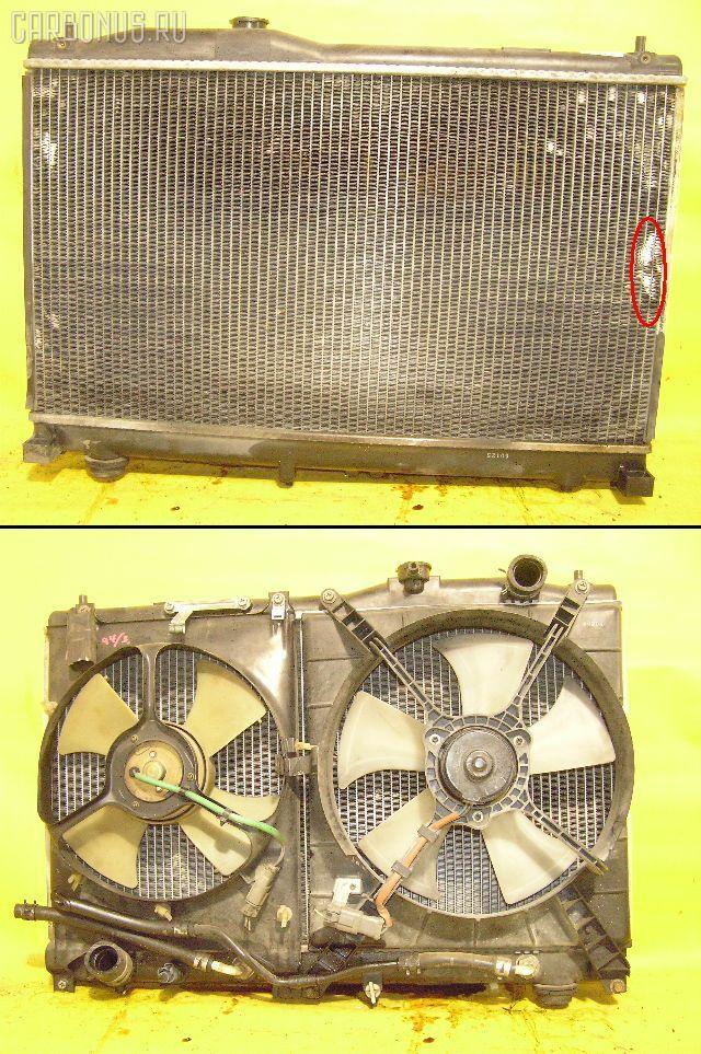 Радиатор ДВС HONDA INSPIRE CC2 G25A. Фото 1