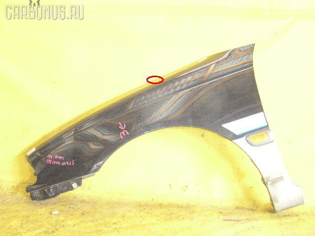 Крыло переднее TOYOTA CALDINA ST210G. Фото 1