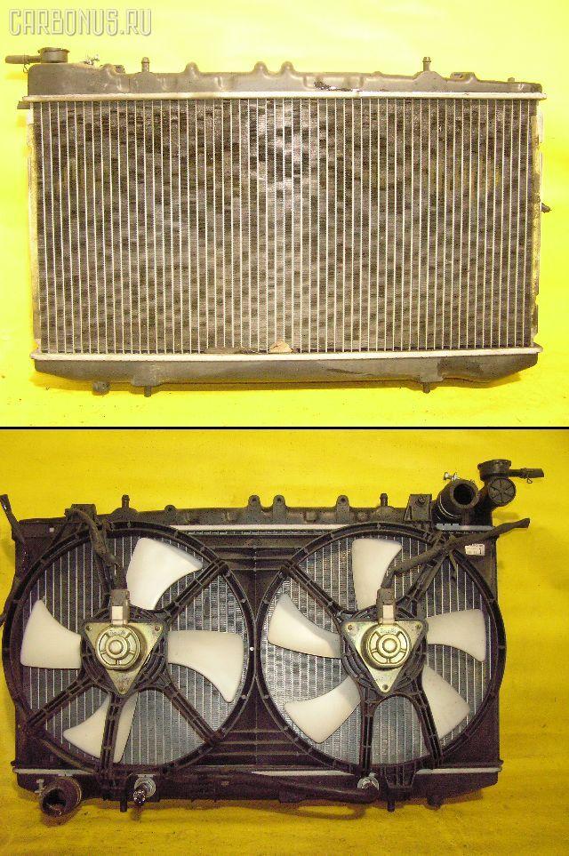 Радиатор ДВС NISSAN SUNNY FB14 GA15DE. Фото 4
