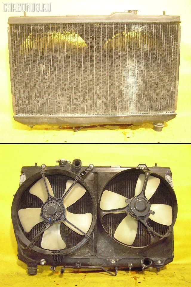 Радиатор ДВС TOYOTA SV40 4S-FE. Фото 4