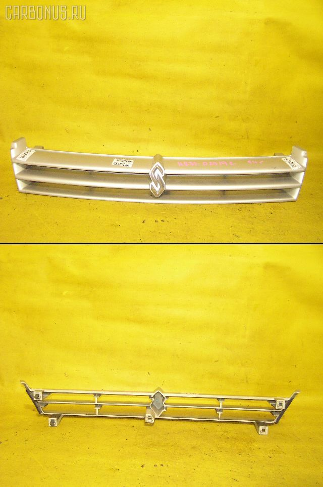 Решетка радиатора NISSAN SKYLINE HR33. Фото 2