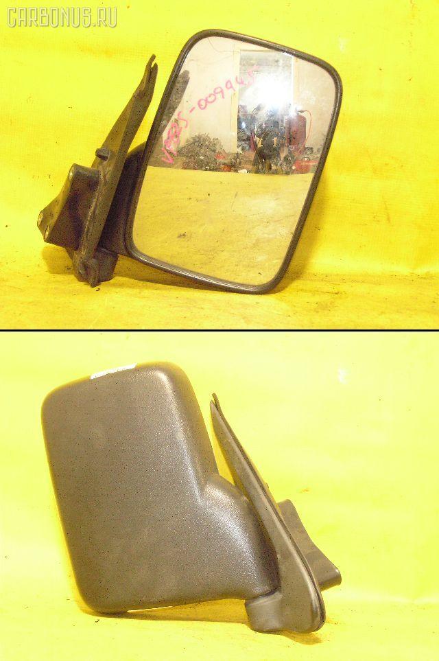 Зеркало двери боковой NISSAN CARAVAN VPE25. Фото 1