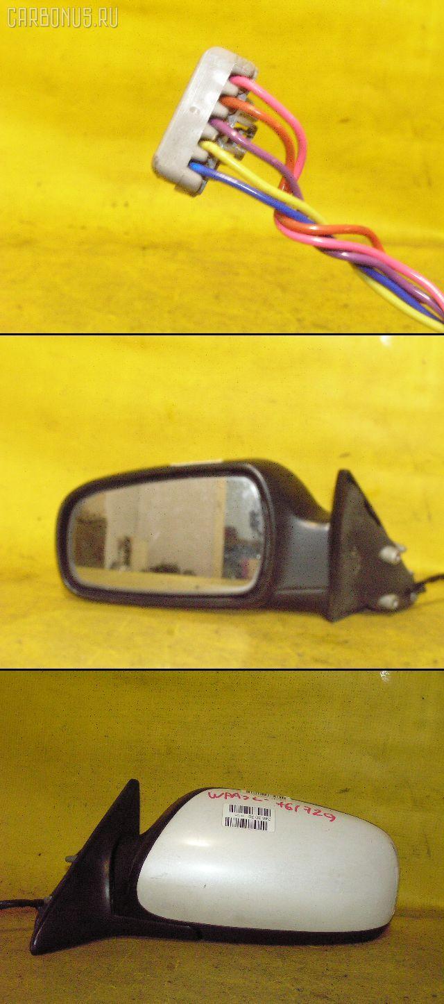Зеркало двери боковой NISSAN CEFIRO WAGON WPA32. Фото 2