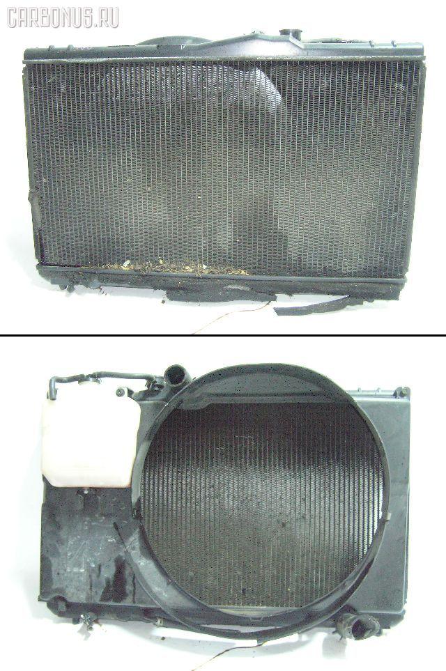 Радиатор ДВС TOYOTA MARK II GX90 1G-FE. Фото 1