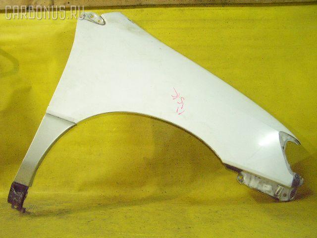 Крыло переднее TOYOTA IPSUM SXM10G. Фото 4