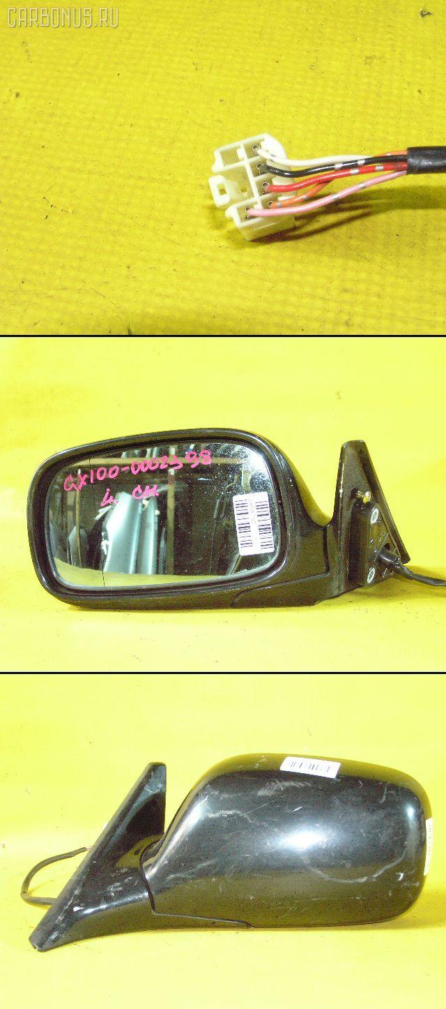 Зеркало двери боковой TOYOTA CHASER GX100. Фото 1