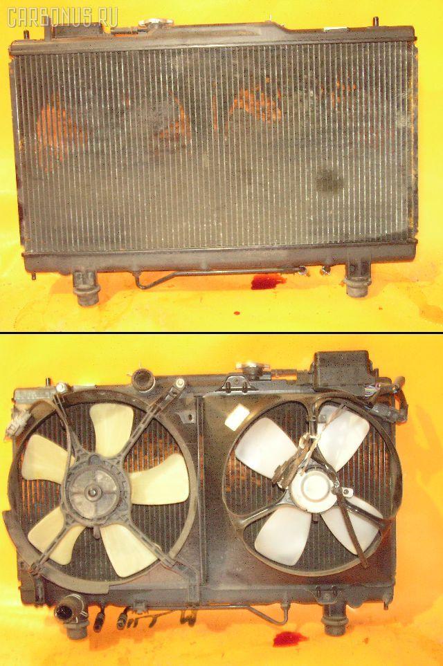 Радиатор ДВС TOYOTA CALDINA ET196V 5E-FE. Фото 6